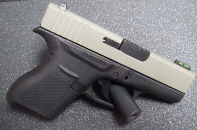 cerakoted glock 17
