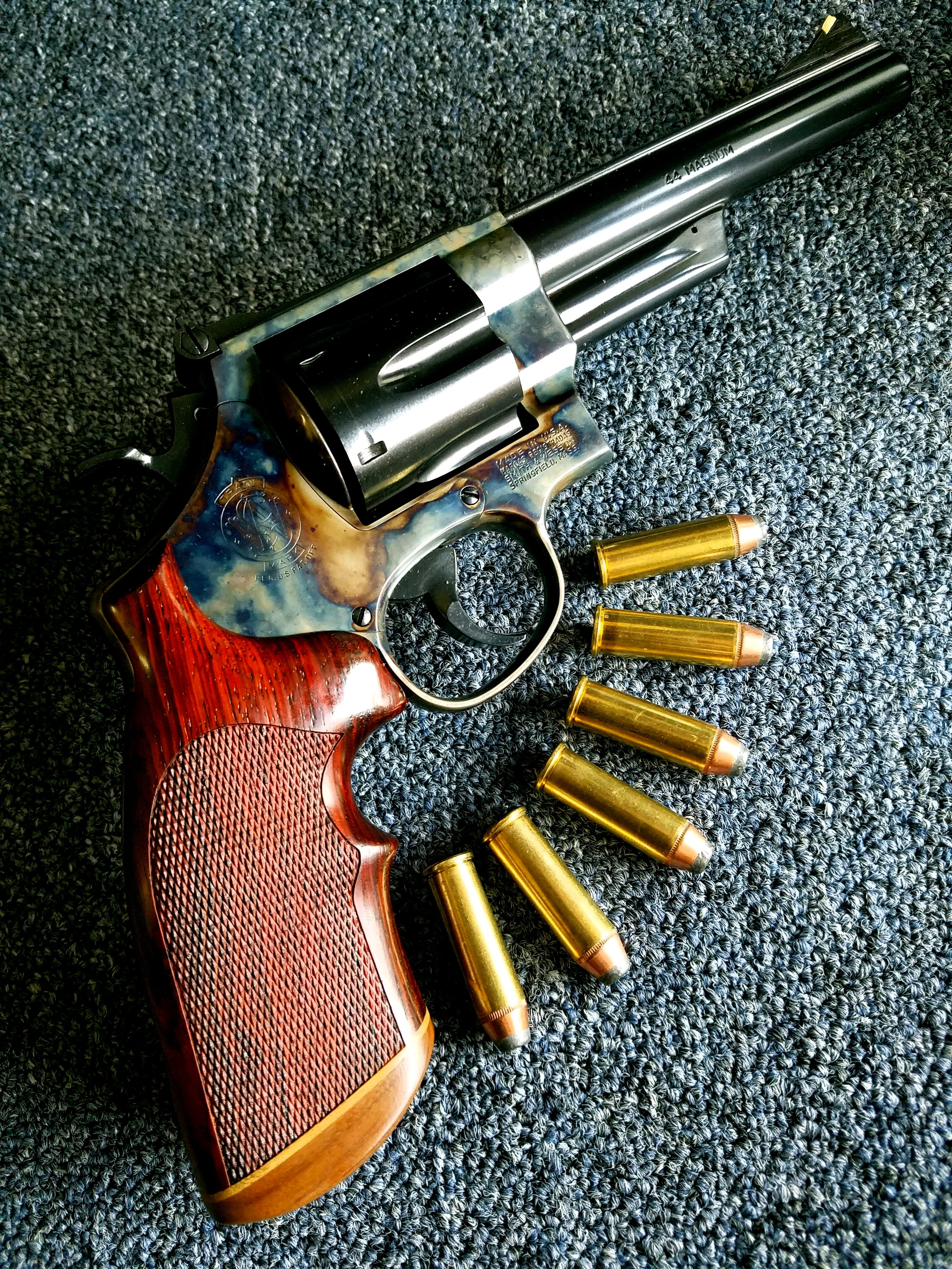 Color Cased Smith & Wesson Model 29-3