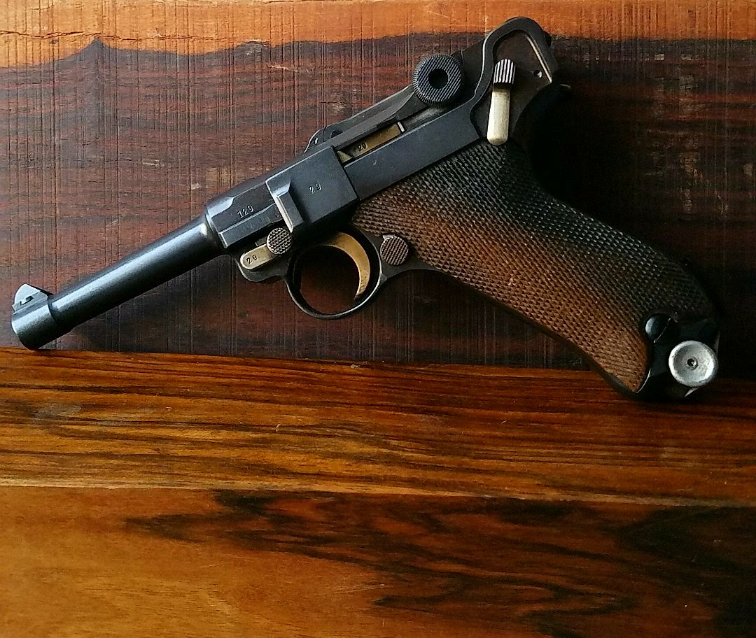 Germany Luger P-08 fully restored