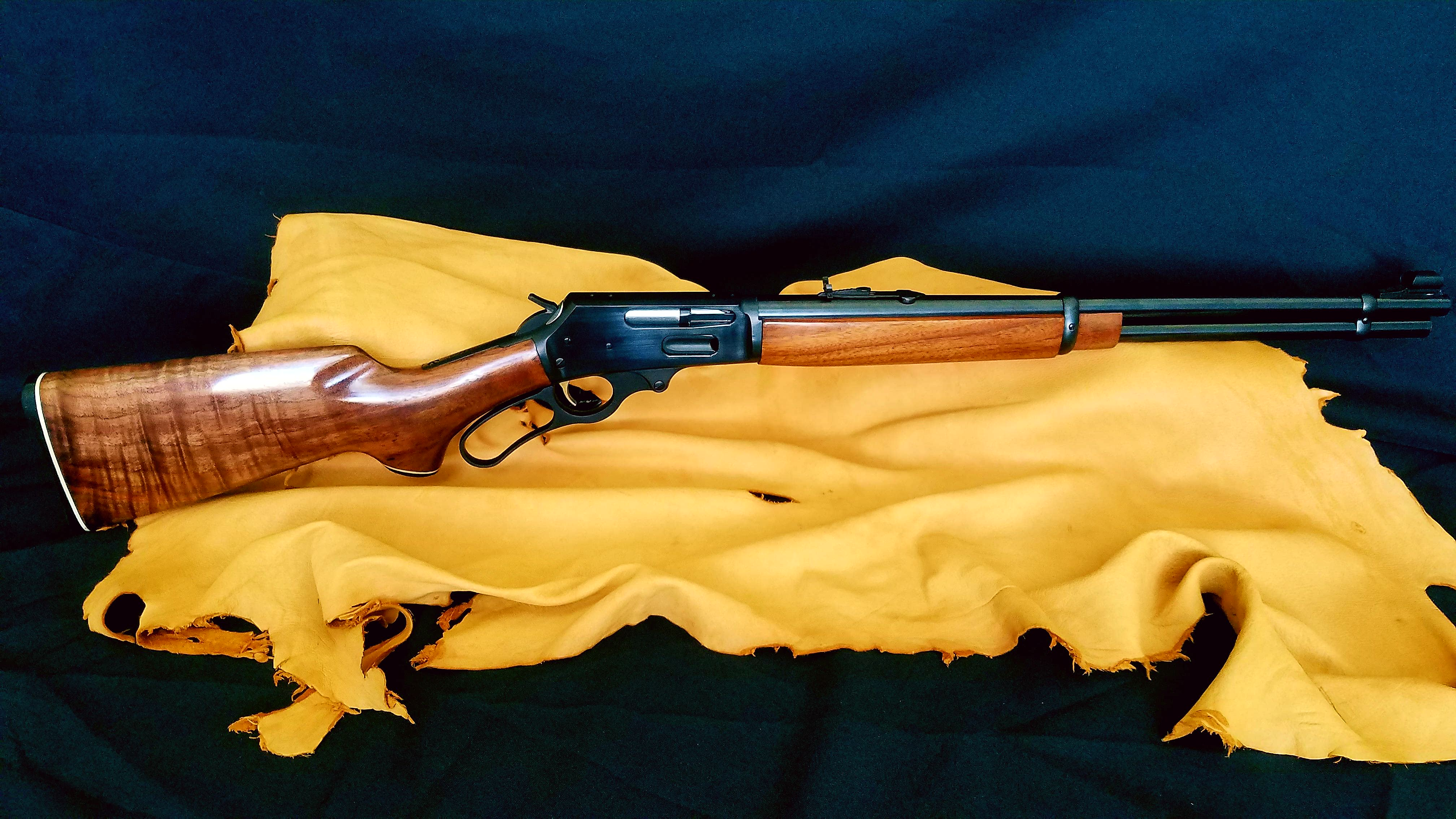 Bluing on a Marlin 336